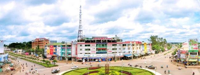 Các đại gia bất động sản đồng loạt dồn tiền đầu tư đất Bình Phước 1