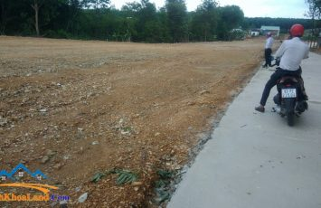 Bán đất nền phân lô Phường Tân Đồng