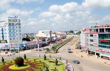 Các đại gia bất động sản đồng loạt dồn tiền đầu tư đất Bình Phước 90