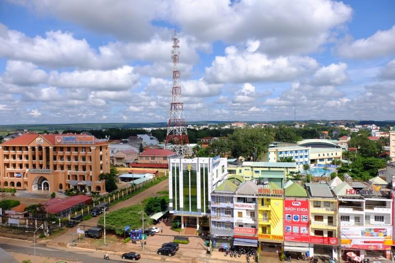 Các đại gia bất động sản đồng loạt dồn tiền đầu tư đất Bình Phước