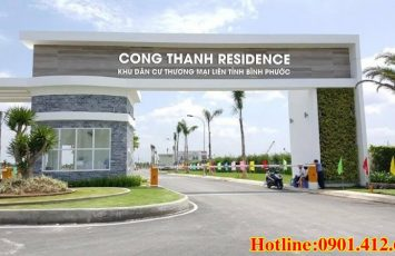 Nhận ký gởi đất nền dự án Công Thành Residence