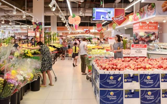 Siêu thị Big C số 99 Nguyễn Thị Thập Quận 7 2