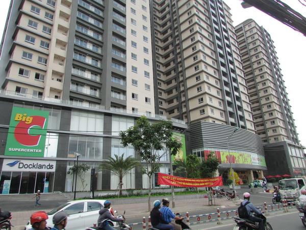 Siêu thị Big C số 99 Nguyễn Thị Thập