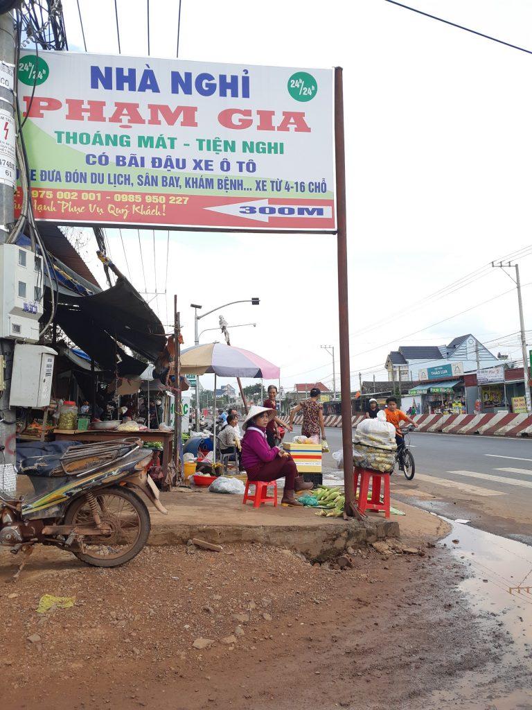 Ban dat nen Tien Hung Bình Phước