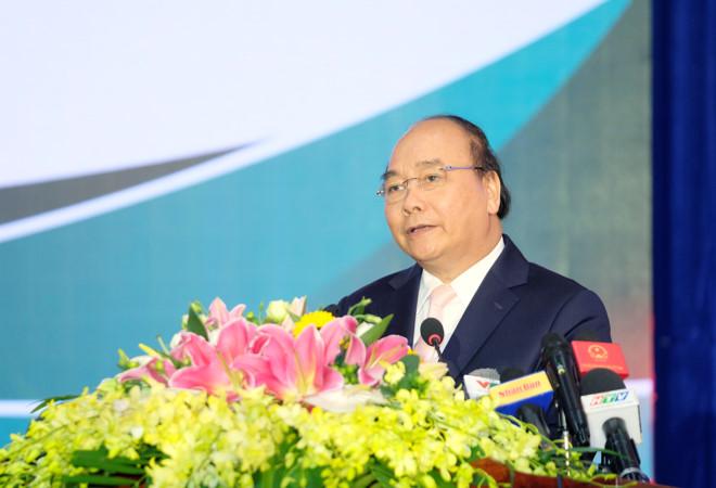 Thủ tướng phát biểu tại hội nghị xúc tiến đầu tư tỉnh Bình Phước