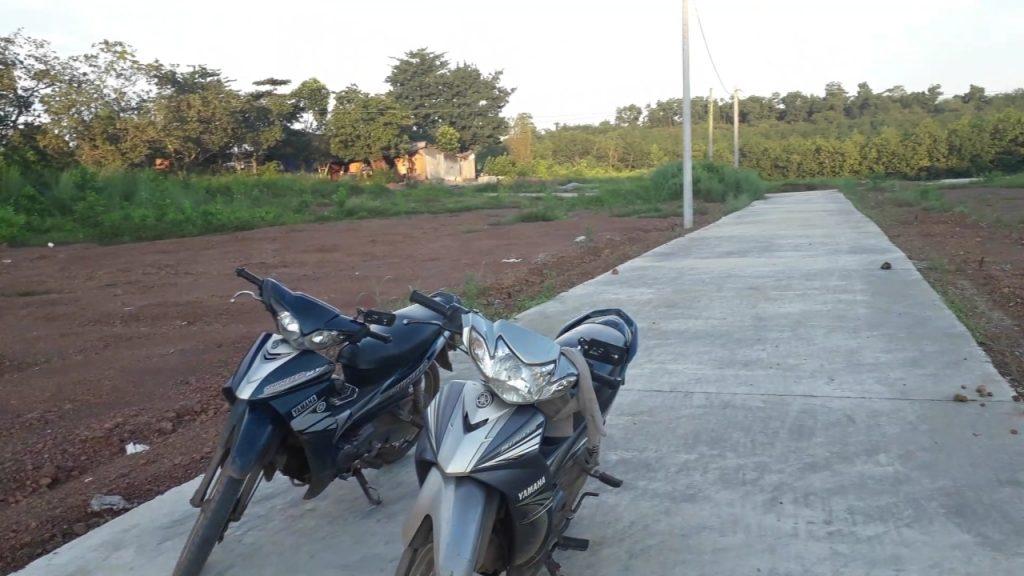 Đất Tiến Hưng Thị xã Đồng Xoài 10x27m