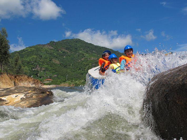 Khu du lịch Hồ Suối Lam huyện Đồng Phú tỉnh Bình Phước 3