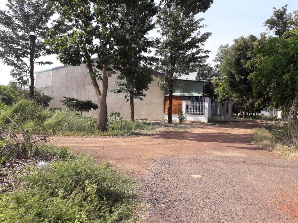 Đất nền đầu tư phường Tân Bình, Thị xã Đồng Xoài 10x27m