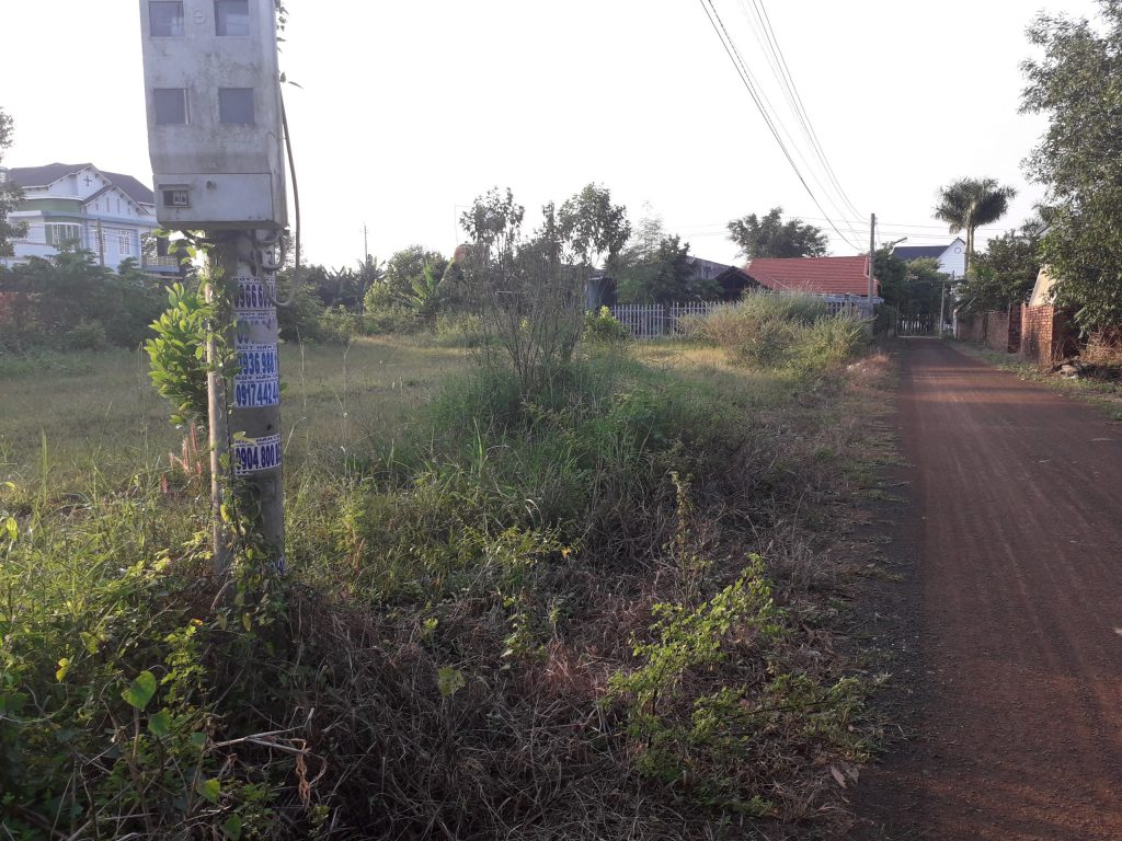 Đất giá rẻ tại phường Tân Bình, Thị xã Đồng Xoài
