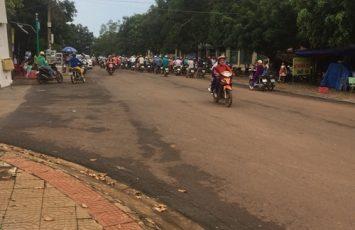 Mặt bằng kinh doanh đẹp phường Tân Xuân Thị xã Đồng Xoài