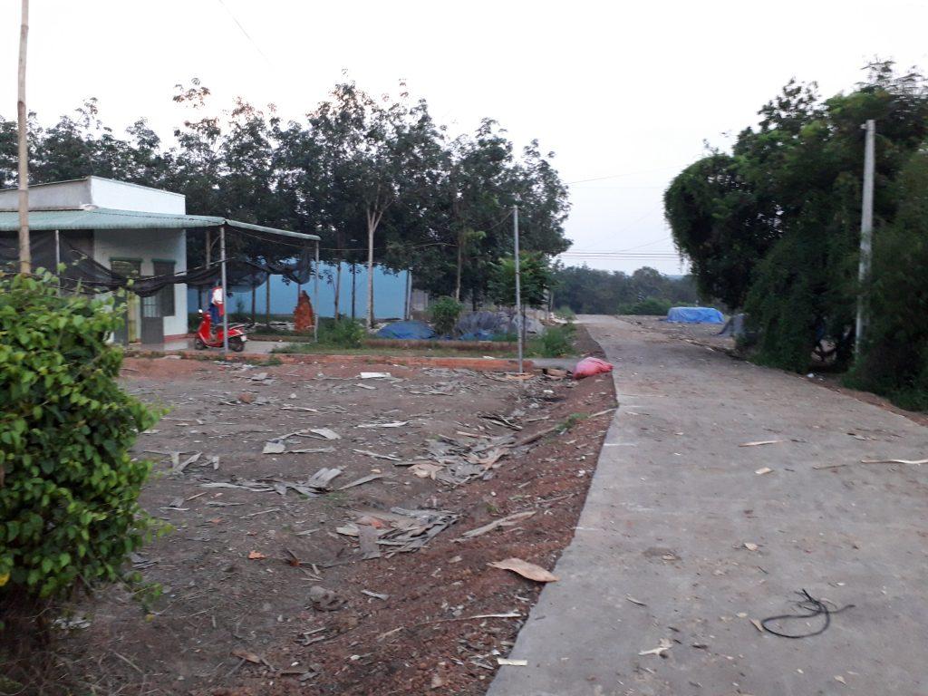 Bán đất Thị trấn Tân Phú huyện Đồng Phú