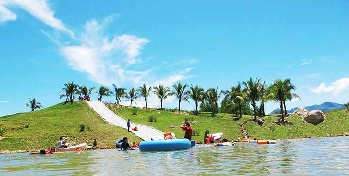Khu du lịch Hồ Suối Lam huyện Đồng Phú tỉnh Bình Phước 2