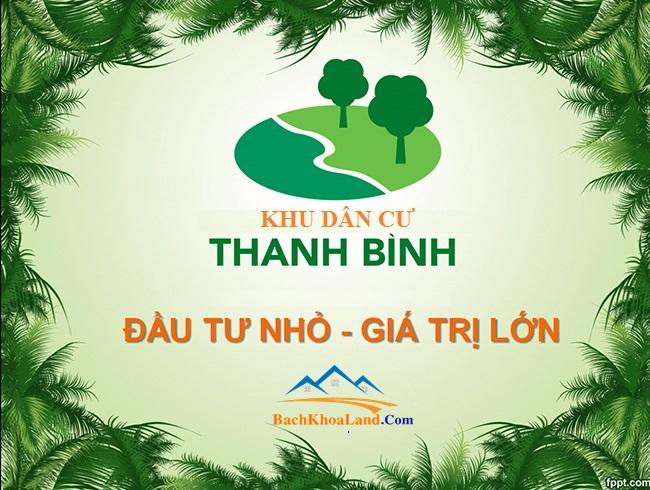 Khu dân cư Thanh Bình