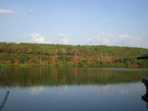 Khu du lịch Hồ Suối Lam huyện Đồng Phú tỉnh Bình Phước 5