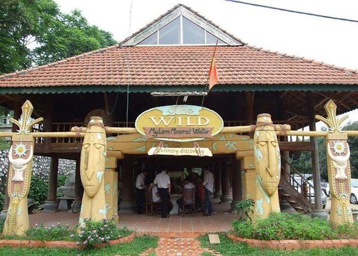 Khu du lịch Hồ Suối Lam huyện Đồng Phú tỉnh Bình Phước 1