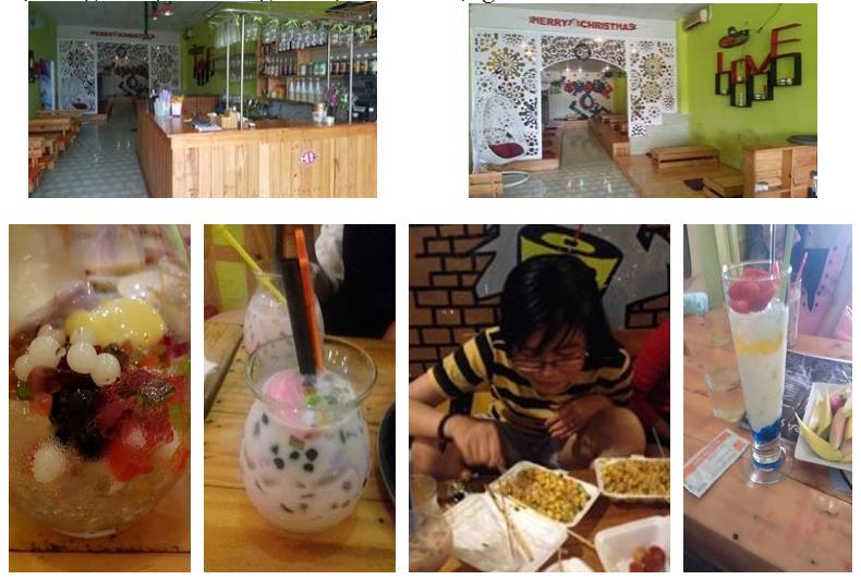 Quán trà sữa và kem O3 - Đồng Xoài Bình Phước 1