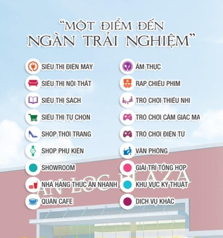 Du án khu đô thị thương mại An Lộc