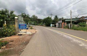 Đất rẻ xã Tiến Hưng Thị xã Đồng Xoài