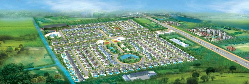 Dự án Khu dân cư Việt Úc – Bến Lức – Long An
