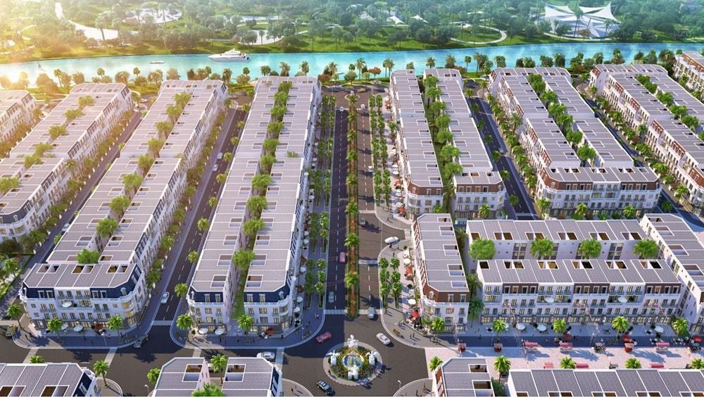 Dự án Khu dân cư Việt Úc - Bến Lức - Long An 4