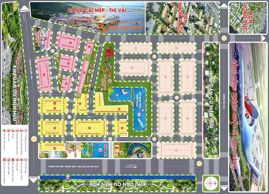 Dự Án Airport Long Thành Đồng Nai 7