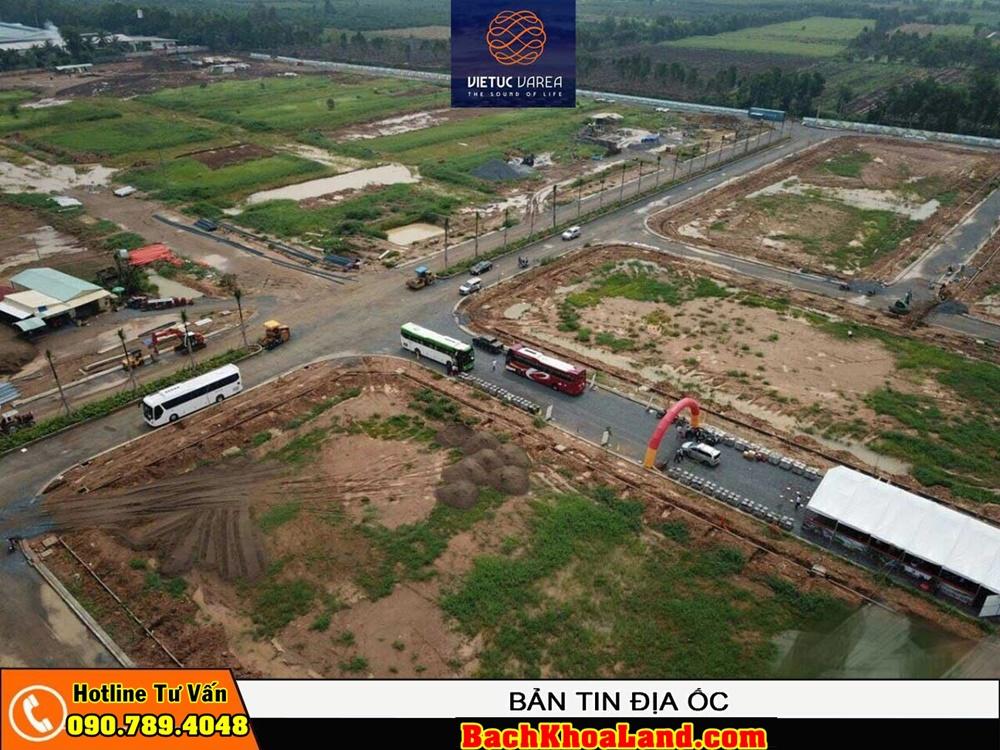 Dự án Khu dân cư Việt Úc - Bến Lức - Long An 12