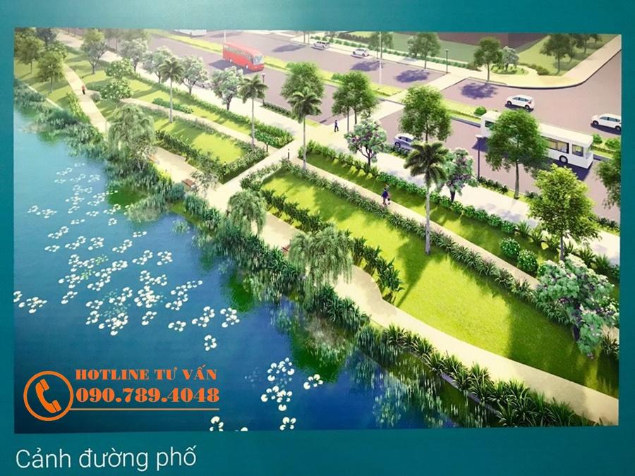 Dự án Khu dân cư Việt Úc - Bến Lức - Long An 8
