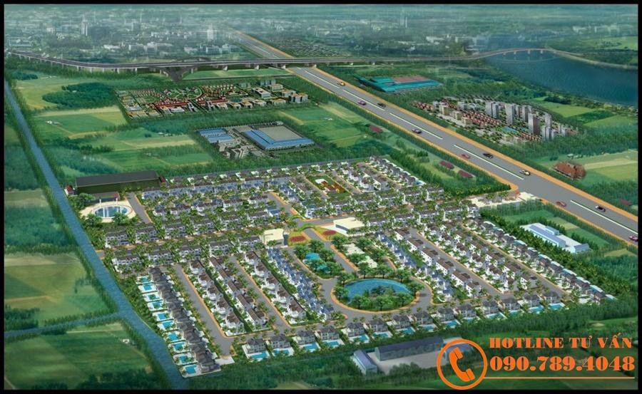 Dự án Khu dân cư Việt Úc - Bến Lức - Long An 3