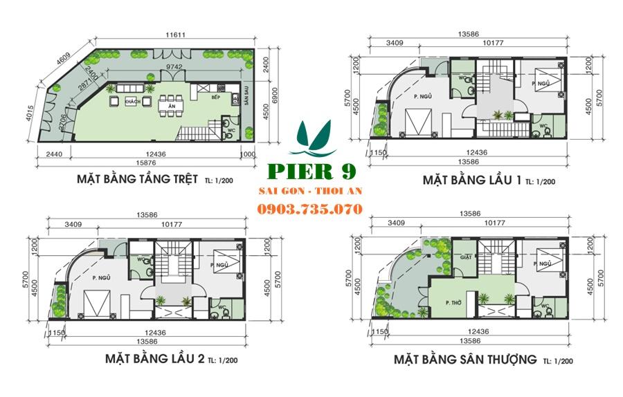 Dự án Pier 9 Quận 12 11