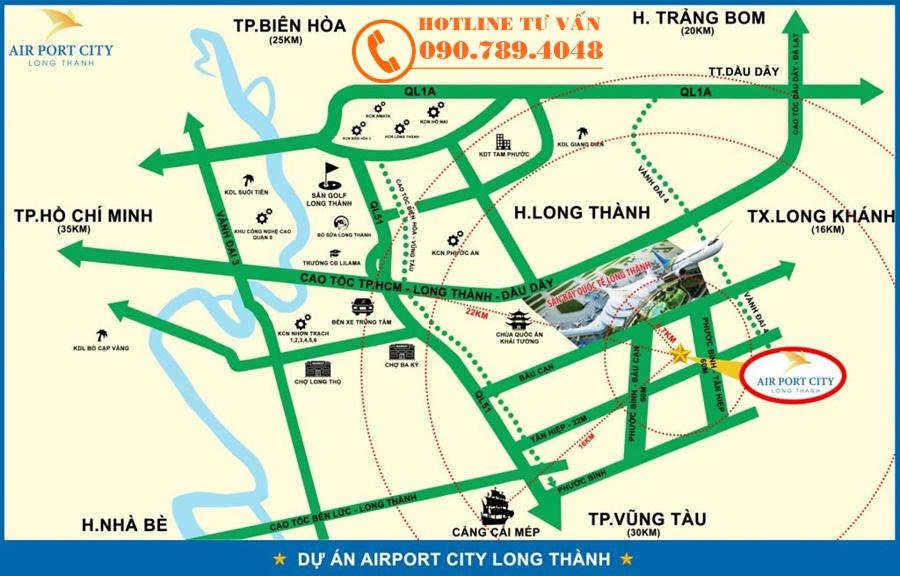 Dự Án Airport Long Thành Đồng Nai 4
