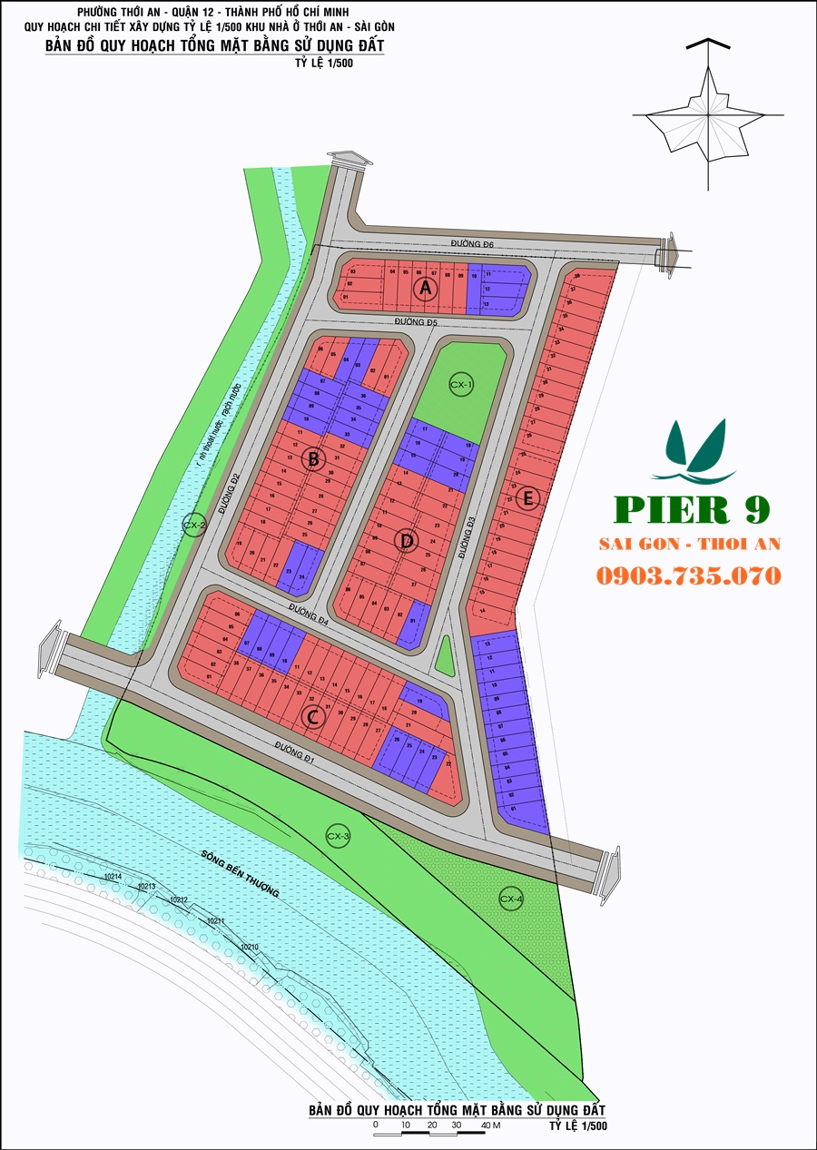 Dự án Pier 9 Quận 12 8