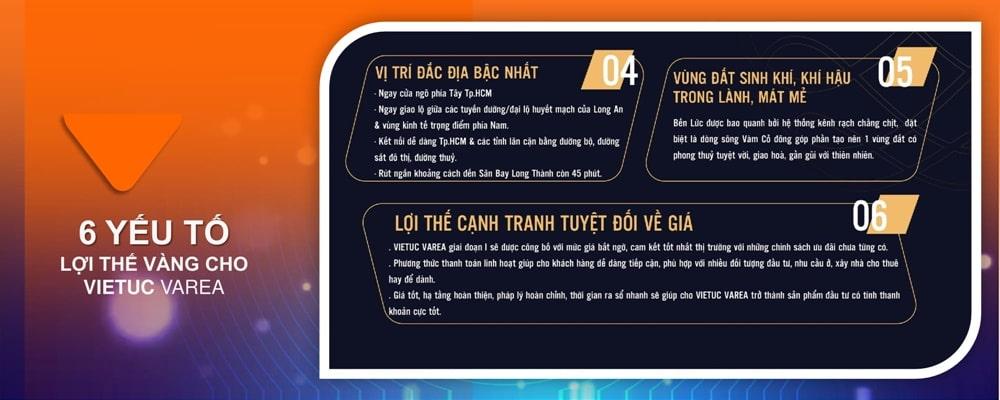 Dự án Khu dân cư Việt Úc - Bến Lức - Long An 14