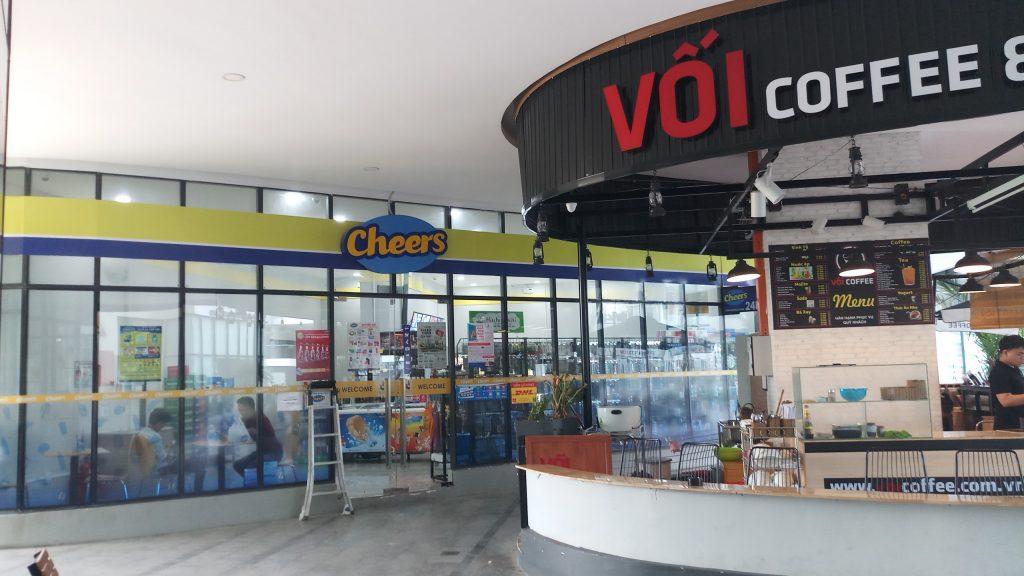 Cho thuê shophouse chung cư Golden Star 2