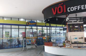 Cho thuê shophouse chung cư Golden Star 7