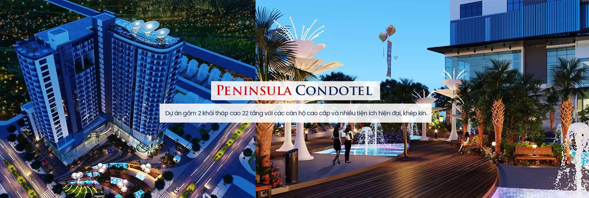 Dự án căn hộ Condotel Peninsula Nha Trang