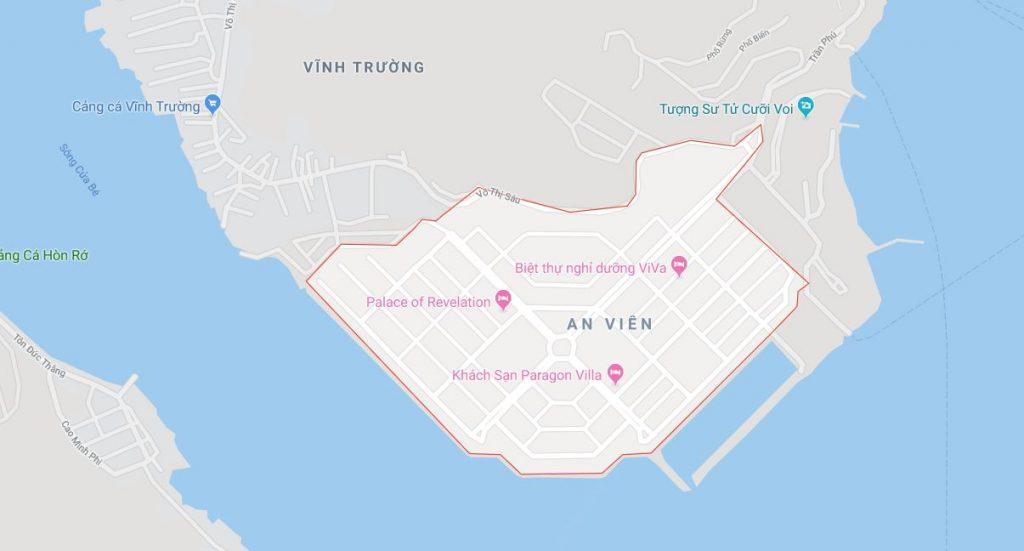Dự án căn hộ Condotel Peninsula Nha Trang 2
