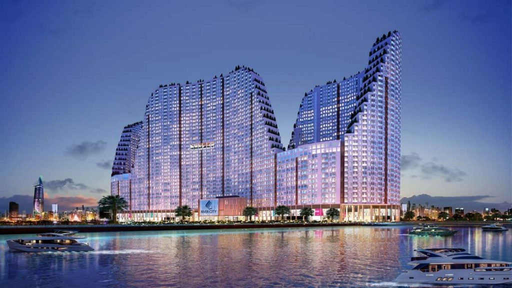 Dự án River City của An Gia