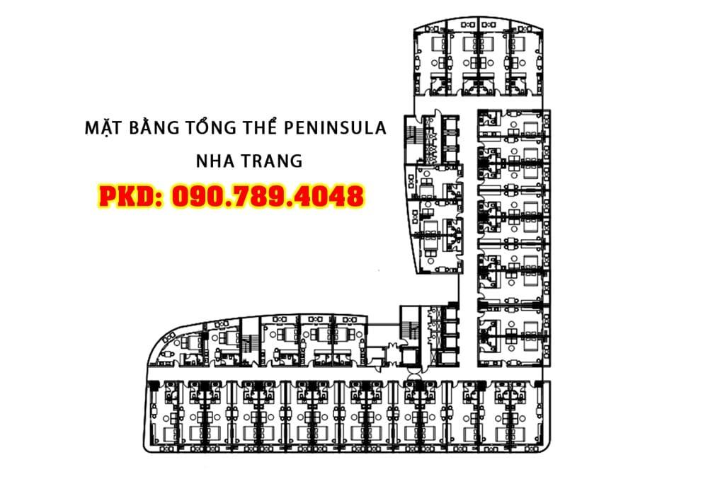 Dự án căn hộ Condotel Peninsula Nha Trang 16
