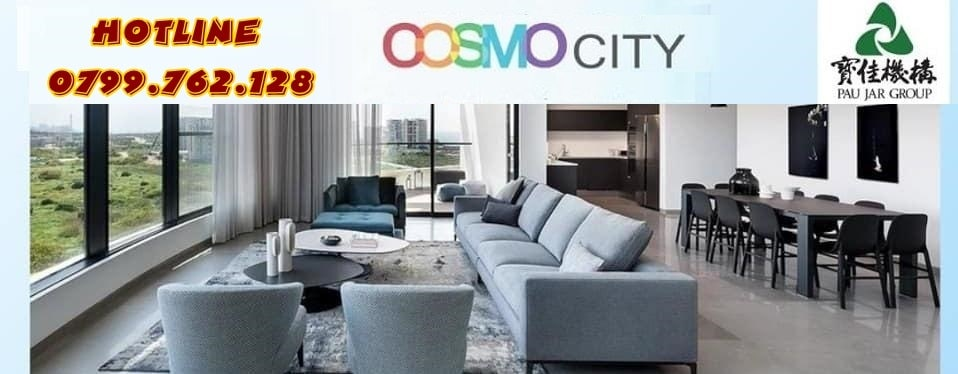 Cosmo City Apartment District 7 2