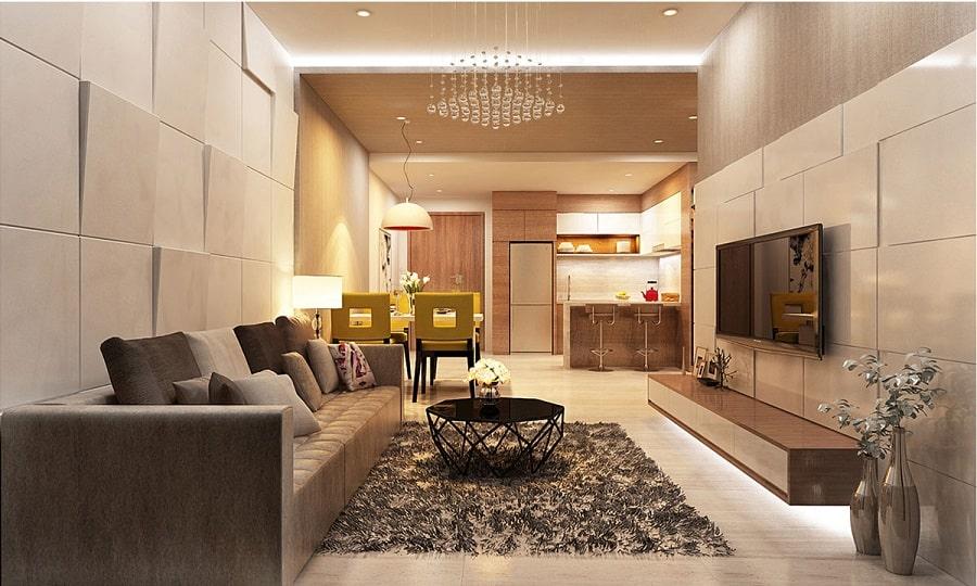 Thiết kế dự án căn hộ chung cư Imperium Town Nha Trang
