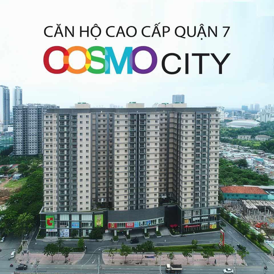 DỰ ÁN CĂN HỘ COSMO CITY QUẬN 7 5
