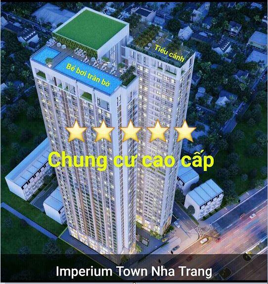 Điểm mặt 69 tiện ích vượt trội của dự án Imperium Town Nha Trang