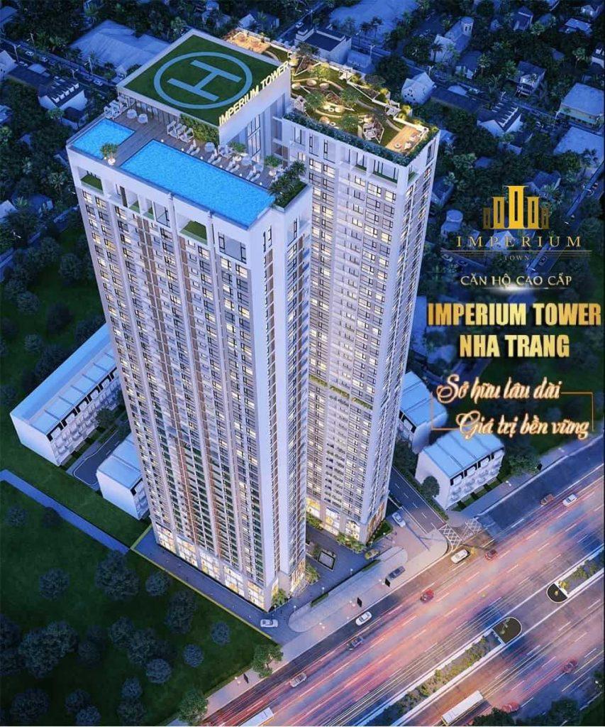 Tại Sao Chọn Imperium Town Nha Trang thay vì dự án khác ? 1