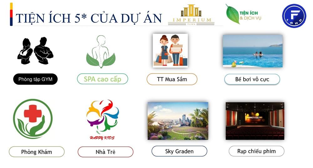Dự án Imperium Town Nha Trang 9