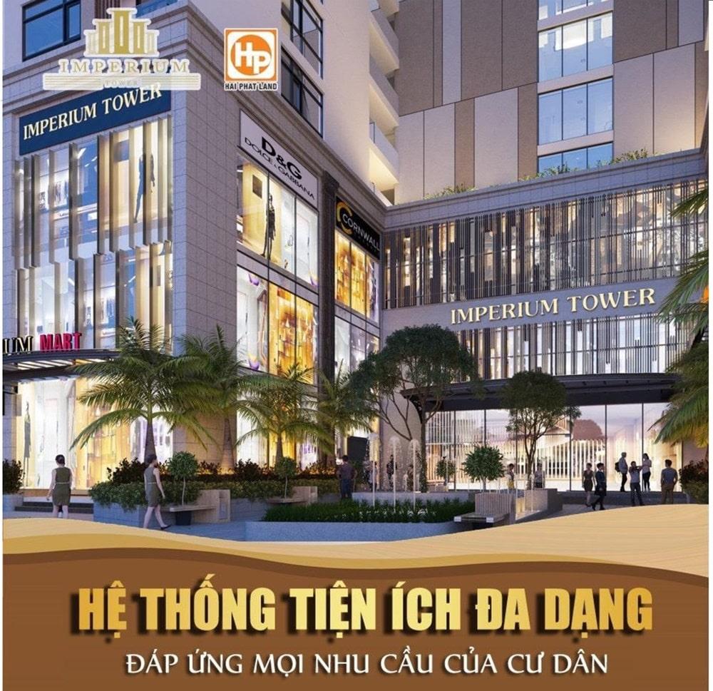 Dự án Imperium Town Nha Trang 7