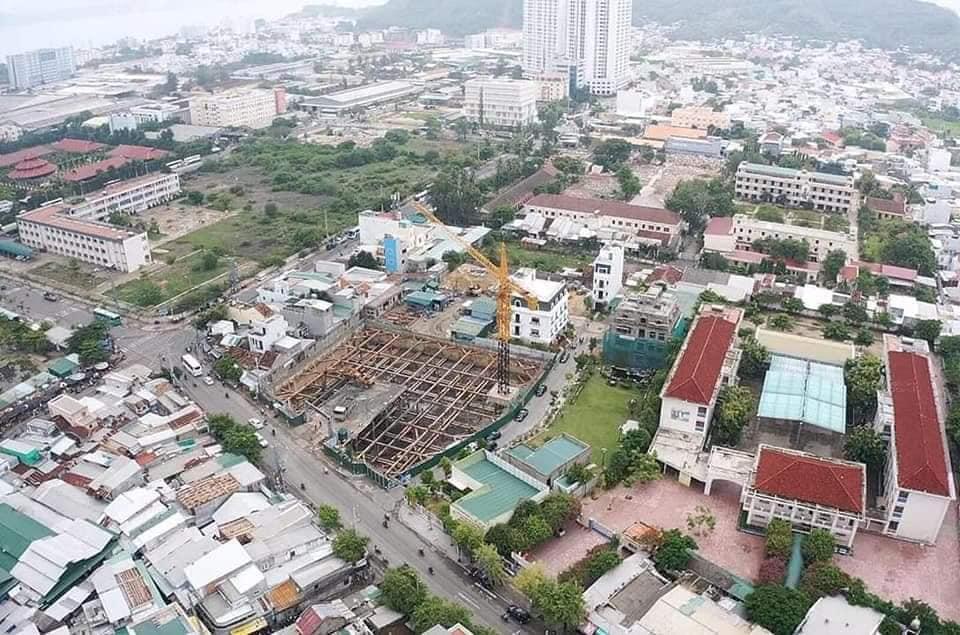 hình ảnh thực tế dự án imperium town