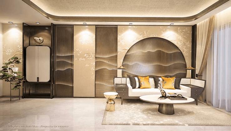 Nhà mẫu căn hộ dự án La Partenza Nhà Bè
