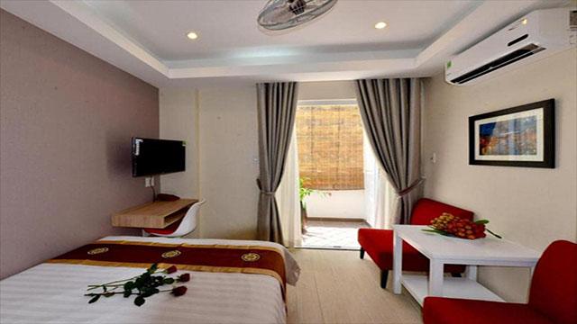 Căn hộ mẫu tại dự án Sai Gon South Residence