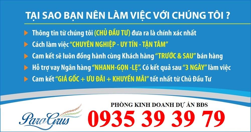 Dự Án Para Grus Cam Ranh - KN Paradise 9