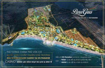 Dự Án Para Grus Cam Ranh - KN Paradise 38